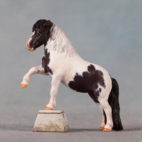 Sealey Shetland Pony, resin