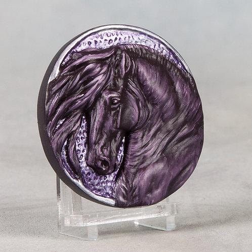Syrah, purple deco