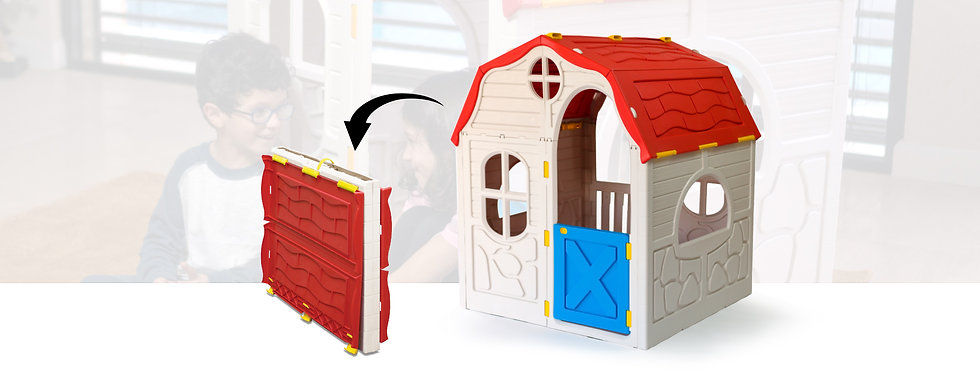 Paradiso starplast palplay playhouse keter kids toys home roof foldable outdoor indoor