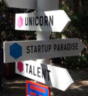 Talent startup licorne