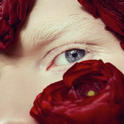 #eyeswideopen #intotheflowers #inlove #t
