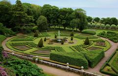 สวนที่สวยงาม