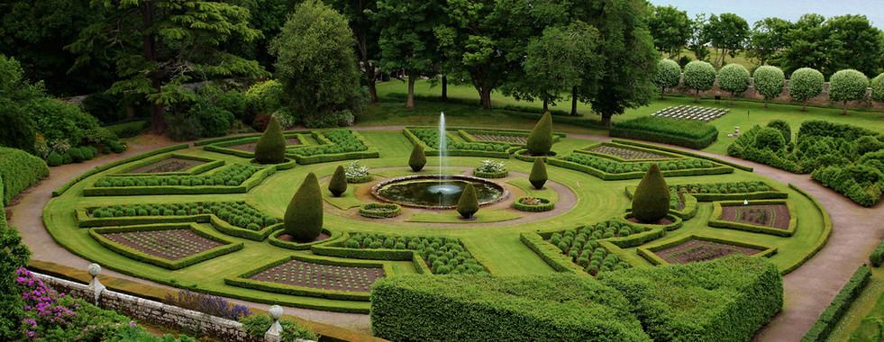 jardines elegantes