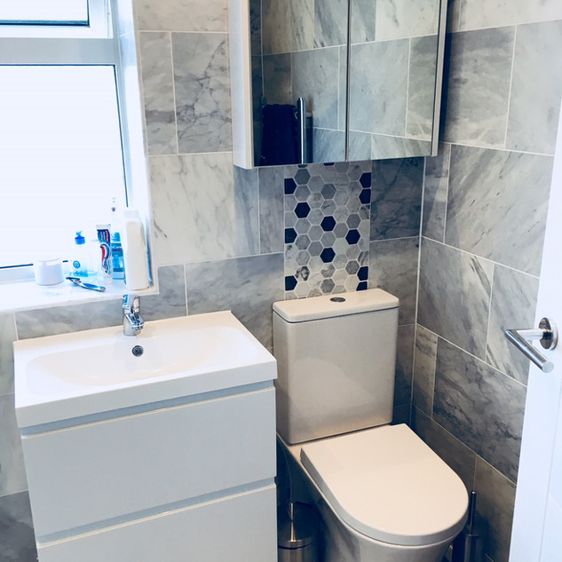 bathroom fitters Maidenhead