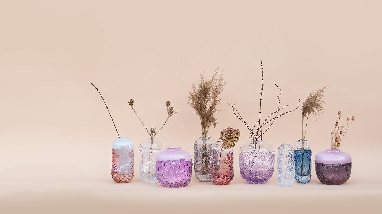 David Valner glass valner studio design DValner Recovered