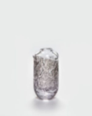 valner, glass, design, vase