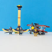 Flying Mummy Attack (7307)