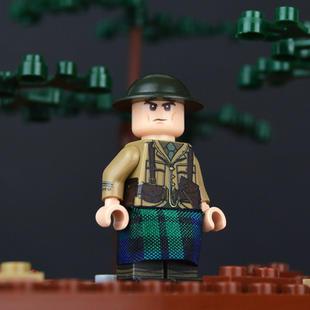 WW1 Scottish Officer