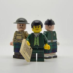United-Bricks-Scottish-Minifigures - Cop