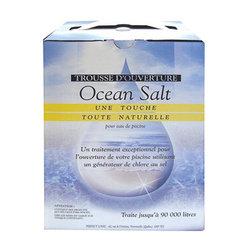 Ocean salt trousse ouverture piscine au sel