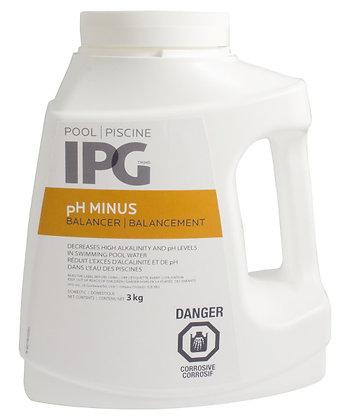 PH minus piscine 3kg