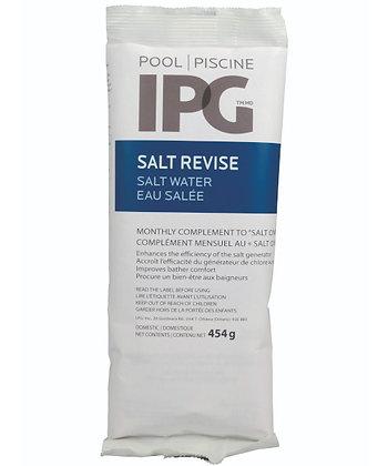 Revise salt piscine 454 g