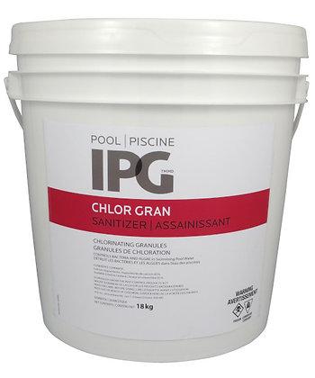 Chlore granules 18 kg