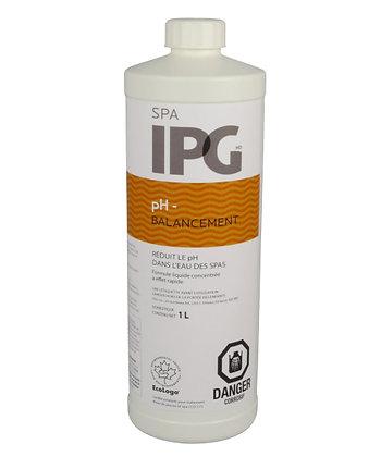 Spa ph minus 1 litre