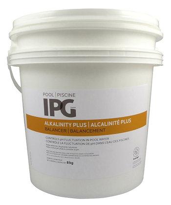 Alcalinité plus 8 kg piscine