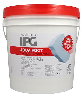 Aqua-foot assainissant 6 kg