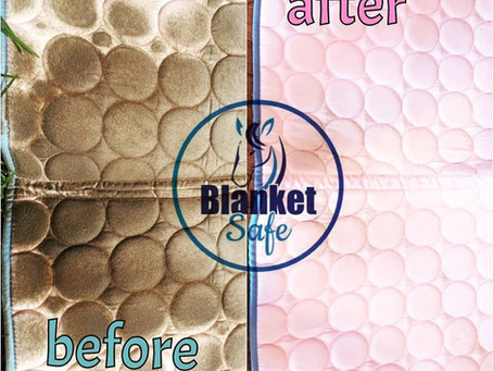 BRAND SPOTLIGHT: BLANKET  SAFE