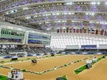 WORLD'S MOST INCREDIBLE  EQUESTRIAN FACILITIES