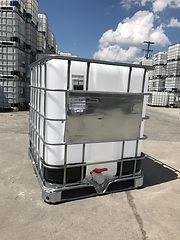 Reconditioned 275 Gallon Intermediate Bulk Container