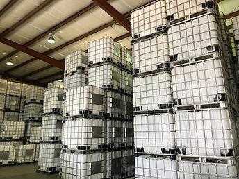 Reconditioned Intermediate Bulk Containers