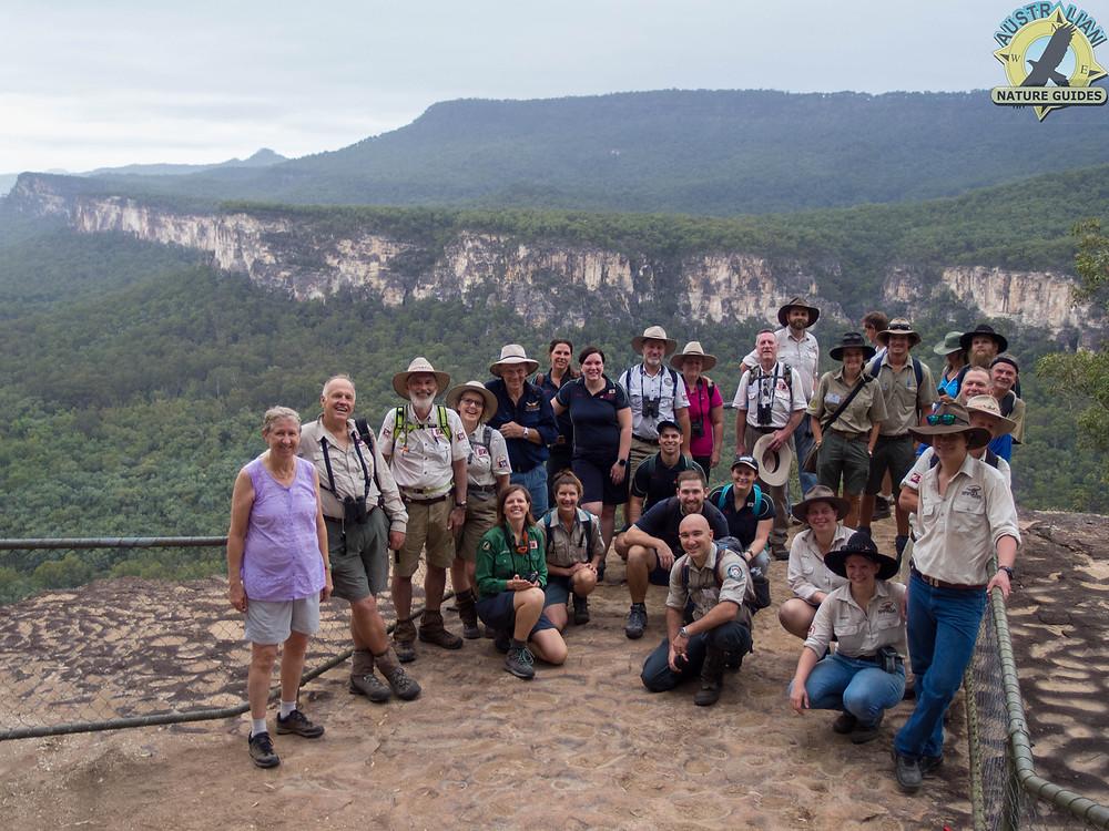 Carnarvon Gorge, Boolimba Bluff, Savannah Guides School