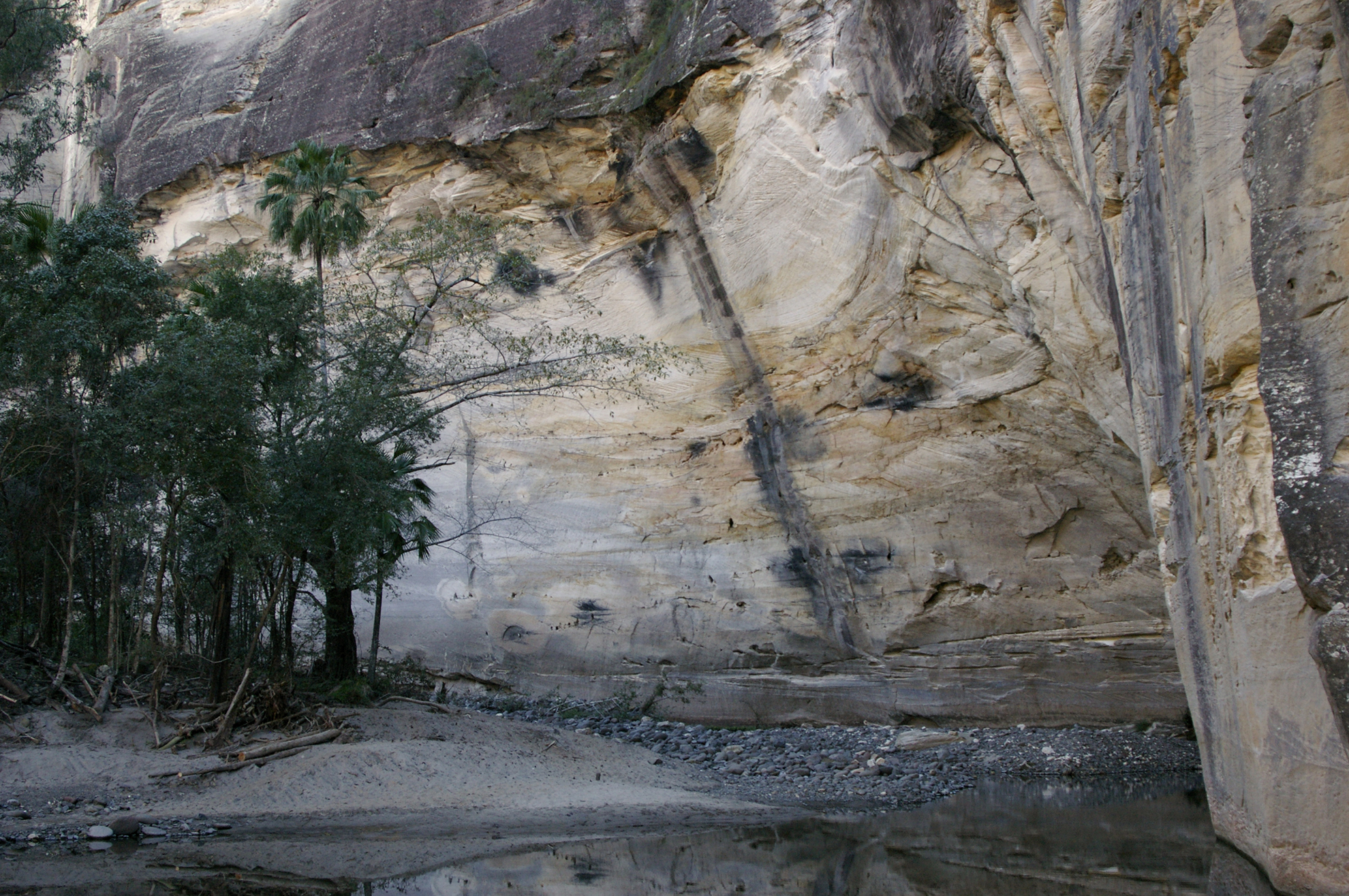 Big Bend, Carnarvon Gorge