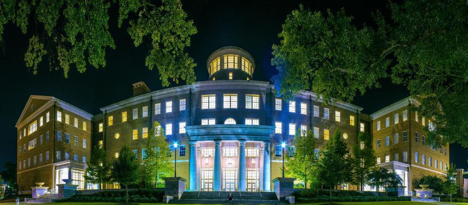 MLC Building, University of Georgia.