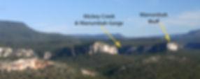 Southern Cliffs, Carnarvon Gorge.