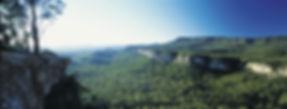 View from Boolimba Bluff, Carnarvon Groge.