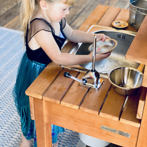 Water Play & Table Review