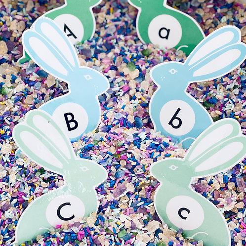 Bunny Alphabet