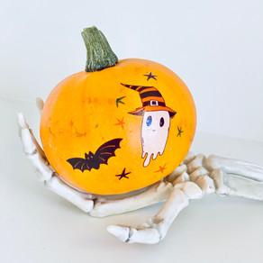 No Mess. No Carve. Pumpkins