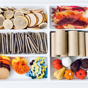 Loose Parts STEM Play