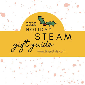 Holiday STEAM Gift Guide