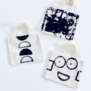 Shape Art Bags