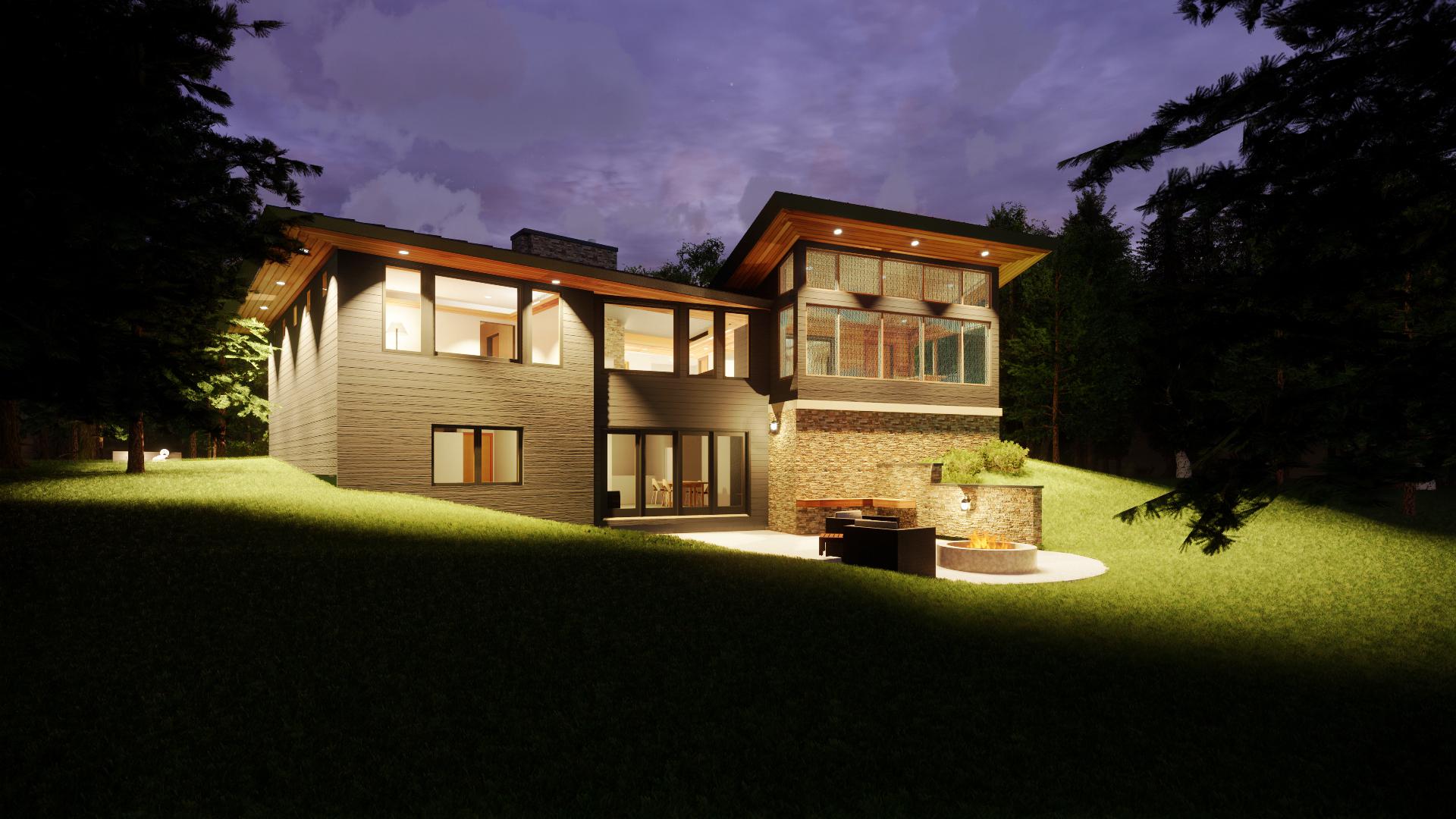 20190516 - 1720 - Kjellberg Cabin - Rend