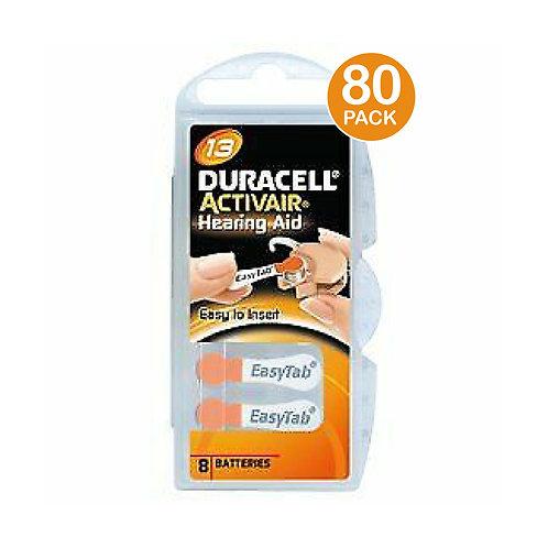 Duracell 13 Batteries