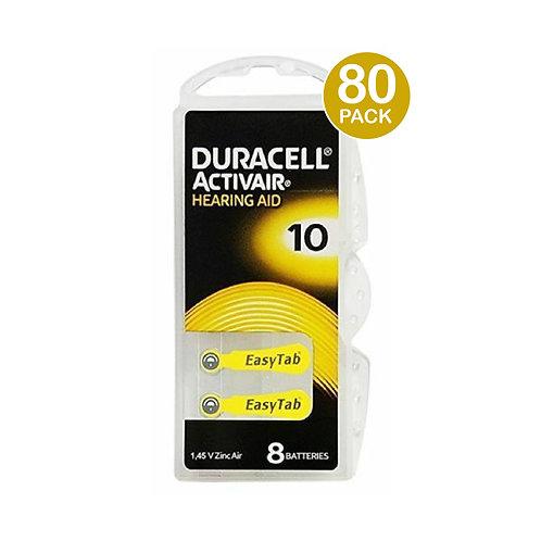 Duracell 10 Batteries