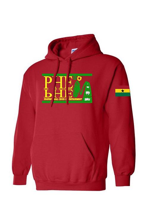 PHE World Hoodie Ghana