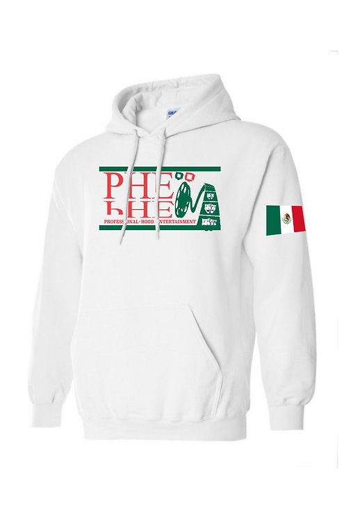 PHE World Hoodie Mexico