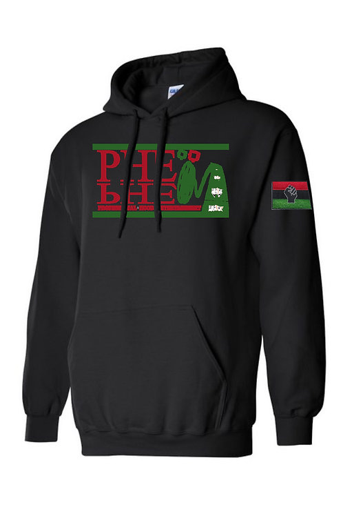 PHE World Hoodie Pan African With Fist