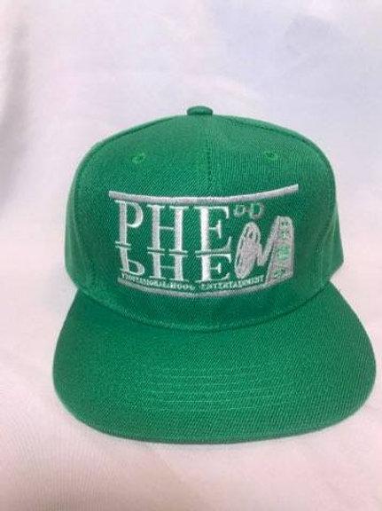 PHE International Edition Snap Back Hats
