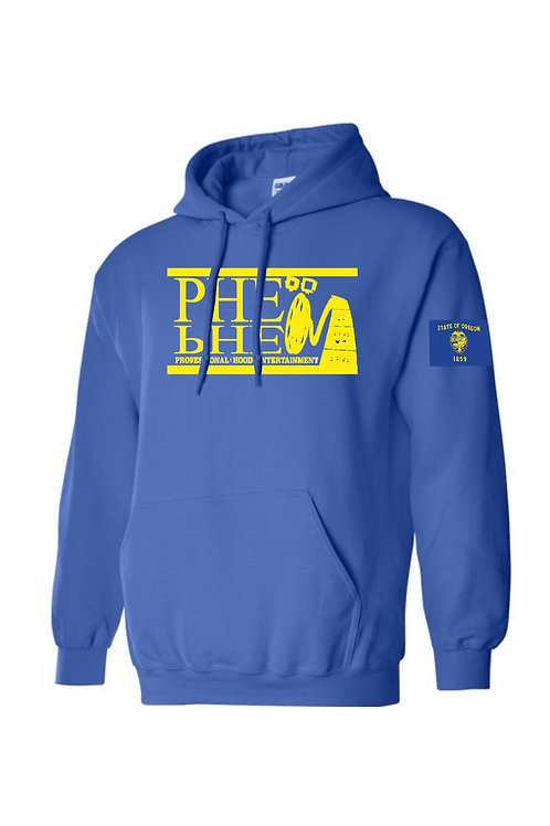 PHE State of Mind Hoodie Oregon