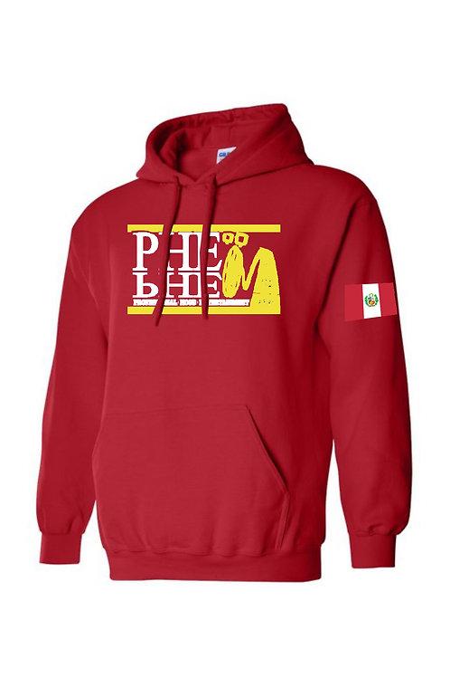PHE World Hoodie Peru