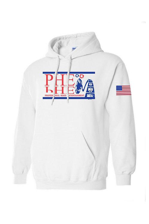 PHE World Hoodie United States of America