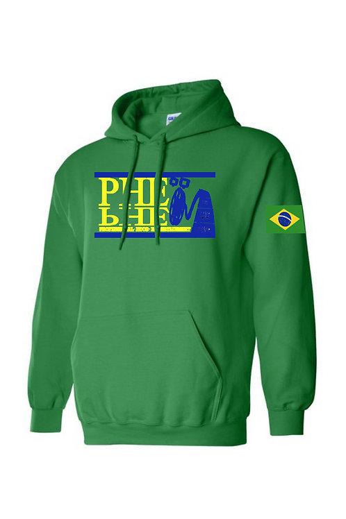 PHE World Hoodie Brazil
