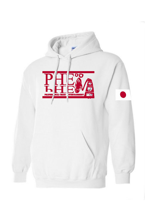 PHE World Hoodie Japan