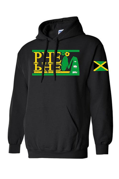 PHE World Hoodie Jamaica