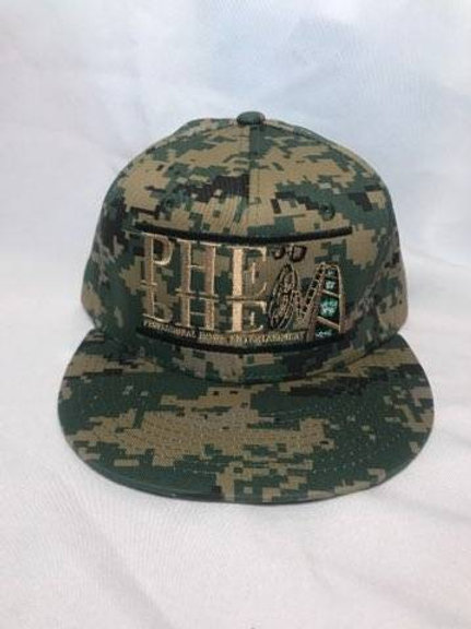 PHE Snap Back Hat- Army Edition