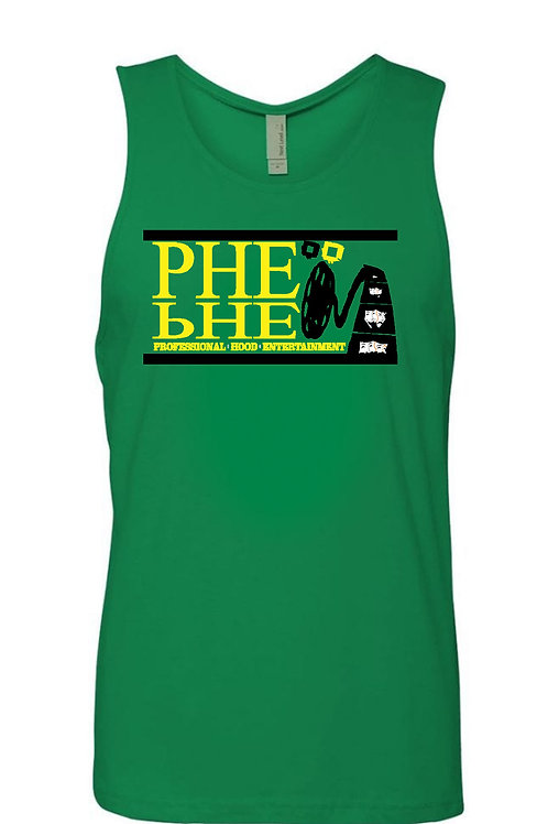 PHE International Edition Men's Tank Top
